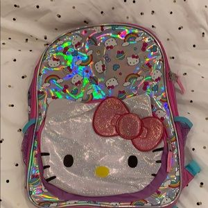 Girls Hello Kitty Backpack 🎒